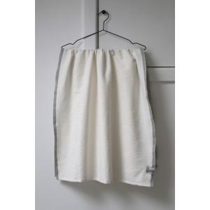 Håndklæde NOLU - hvid