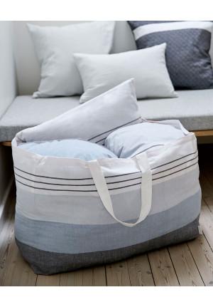 Big bag taske til weekendture plads til to dyner og puder - fra VIIL