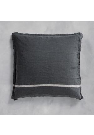 HAO hørpudebetræk i mørk grå - fra VIIL