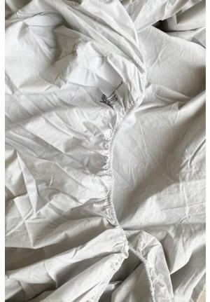 Formsyet lagen SEH 90x200cm - Lys grå