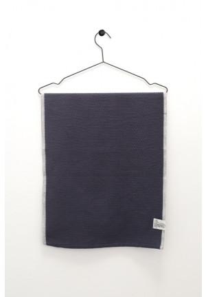 Gæstehåndklæde NOLU - mørk blå