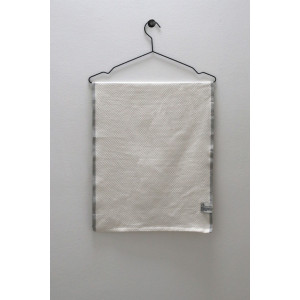 Gæstehåndklæde NOLU - hvid