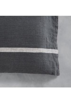 Pudebetræk af 100% hør, vasket - HAO fra VIIL