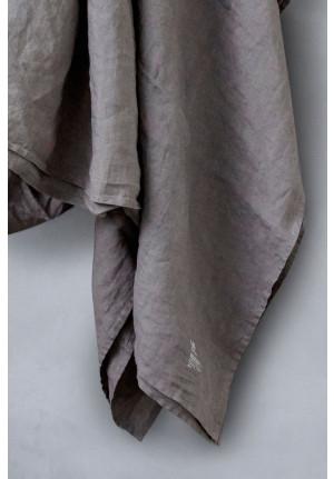 Sengetæppe til stor seng i den lækre hør kvalitet fra VIIL, dansk design, tekstiler & slow living