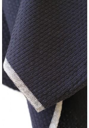 Håndklæde NOLU - mørk blå