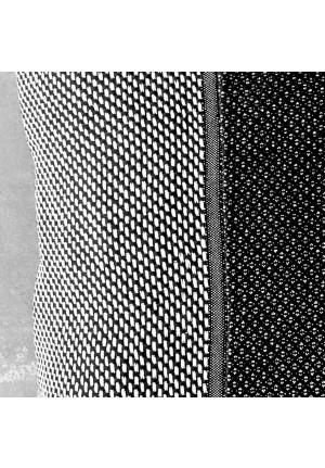 Pyntepude 60x60 sort og hvid fra VIIL