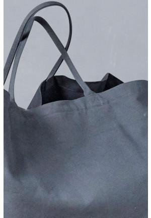 Stor canvas taske i økologisk bomuld -  til weekendturen - slow livng fra VIIL
