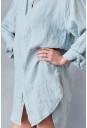 Hørskjorte til kvinder fra VIIL, dansk design, tekstiler & slow living