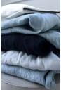 Lang hørskjorte fra VIIL - slow wear og slow living