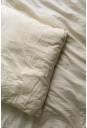 Blødt økologisk sengesæt til dobbeltdyne 200x220 fra VIIL
