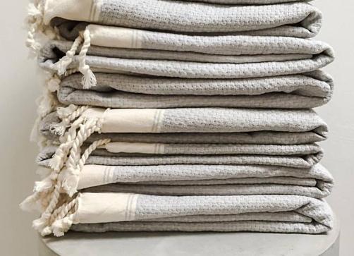 Bløde badehåndklæder fra VIIL Design