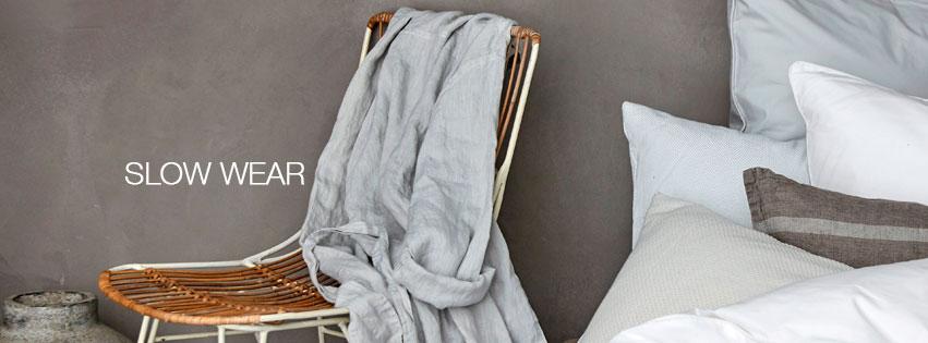 Afslapningstøj, loungewear til rolige stunder fra VIIL, Dansk design, tekstiler & slow living