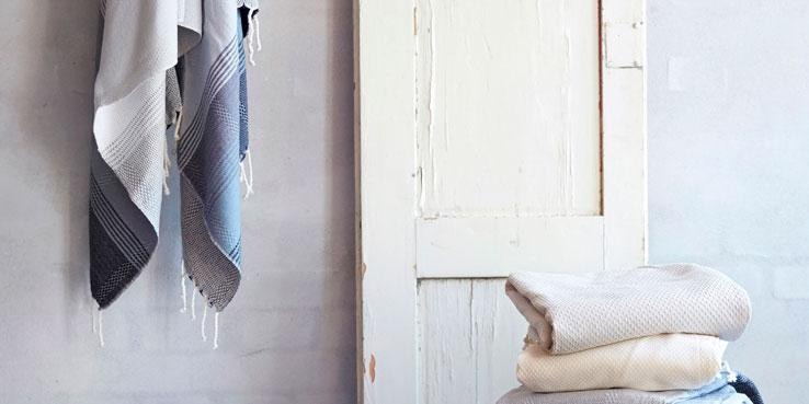 tykke håndklæder